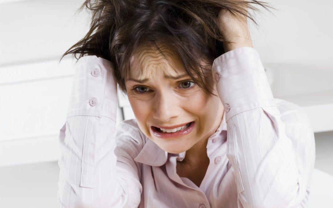 ¿Qué hacer durante un ataque de ansiedad?