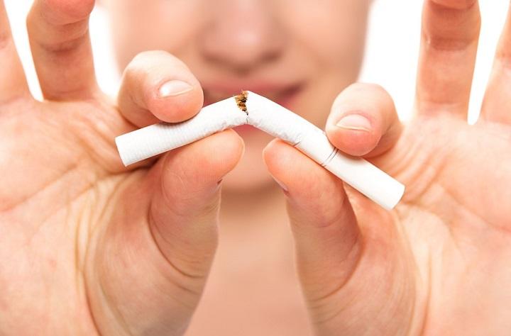 ¡Voy a dejar de fumar!