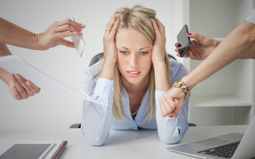 10 tips para reducir el estrés en el trabajo