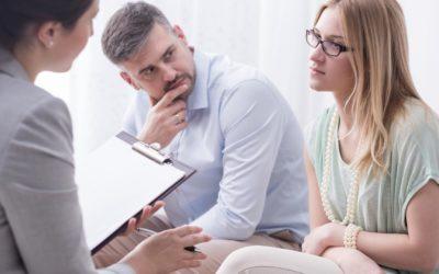 Terapia de pareja: problemas de comunicación